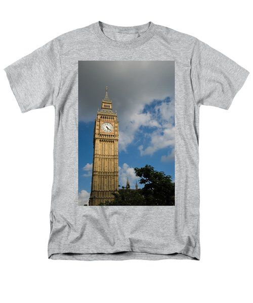 Men's T-Shirt  (Regular Fit) featuring the photograph Big Ben by Jeremy Voisey