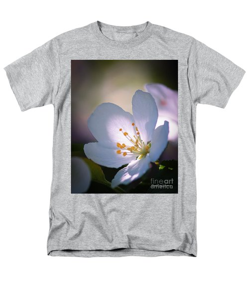 Blossom In The Sun Men's T-Shirt  (Regular Fit) by David Perry Lawrence