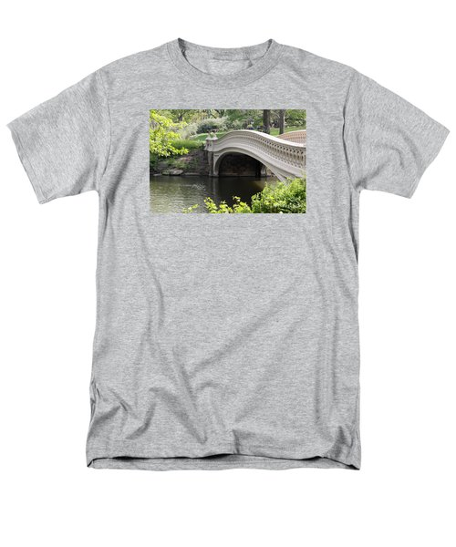 Bow Bridge Iv Men's T-Shirt  (Regular Fit) by Christiane Schulze Art And Photography
