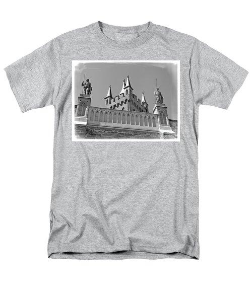 Burg Hohenzollern Men's T-Shirt  (Regular Fit) by Carsten Reisinger