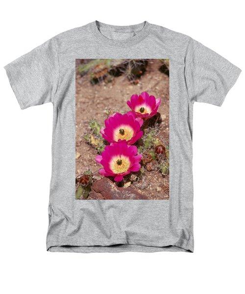 Cactus 1 Men's T-Shirt  (Regular Fit) by Andy Shomock