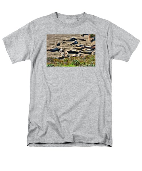 Men's T-Shirt  (Regular Fit) featuring the photograph California Dreaming by Jim Carrell