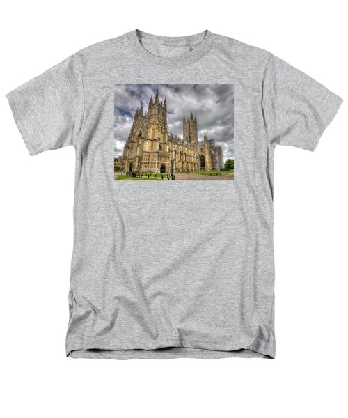 Canterbury Cathedral Men's T-Shirt  (Regular Fit) by Tim Stanley
