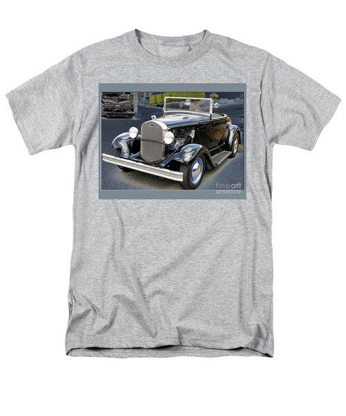 Classic Ford Men's T-Shirt  (Regular Fit)
