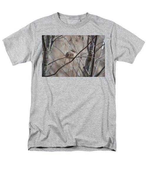 Cold Men's T-Shirt  (Regular Fit) by James Petersen