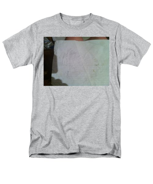Conceptualizing - 1 Men's T-Shirt  (Regular Fit) by Mary Ellen Anderson