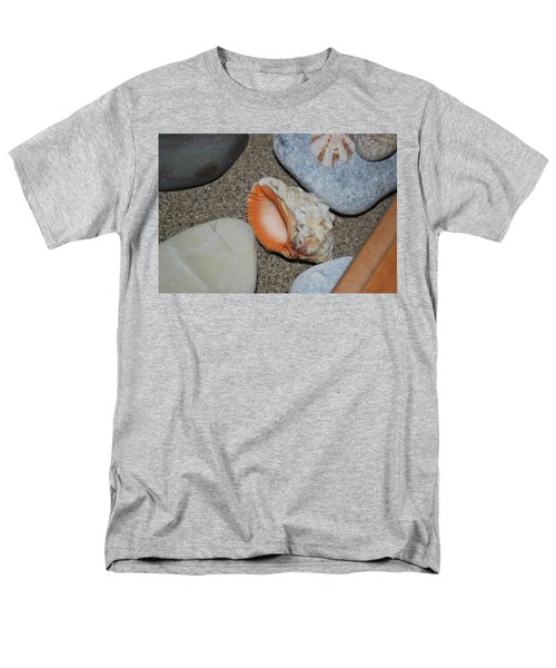 Men's T-Shirt  (Regular Fit) featuring the photograph Conch 1 by George Katechis