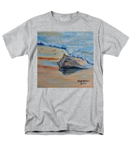 Conched Out Men's T-Shirt  (Regular Fit) by Julie Brugh Riffey