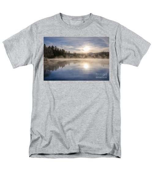 Cool November Morning Men's T-Shirt  (Regular Fit) by Jola Martysz