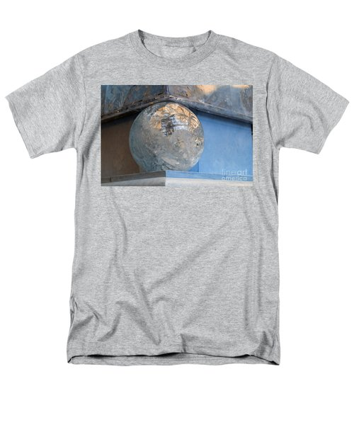 Men's T-Shirt  (Regular Fit) featuring the photograph Corner  by Gunter Nezhoda