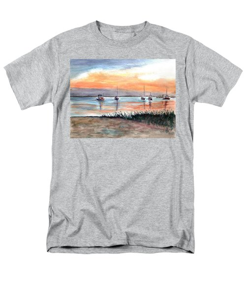 Cove Sunrise Men's T-Shirt  (Regular Fit)