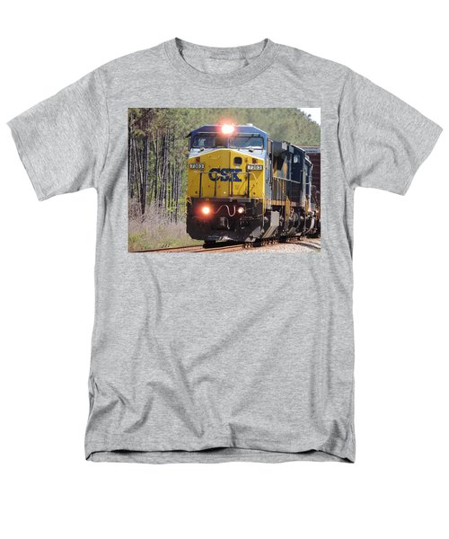 Csx 7363 Men's T-Shirt  (Regular Fit) by Kim Pate