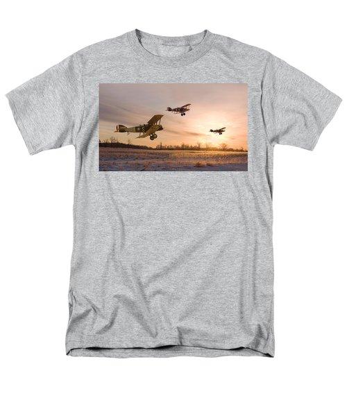 Dawn Patrol Men's T-Shirt  (Regular Fit) by Pat Speirs