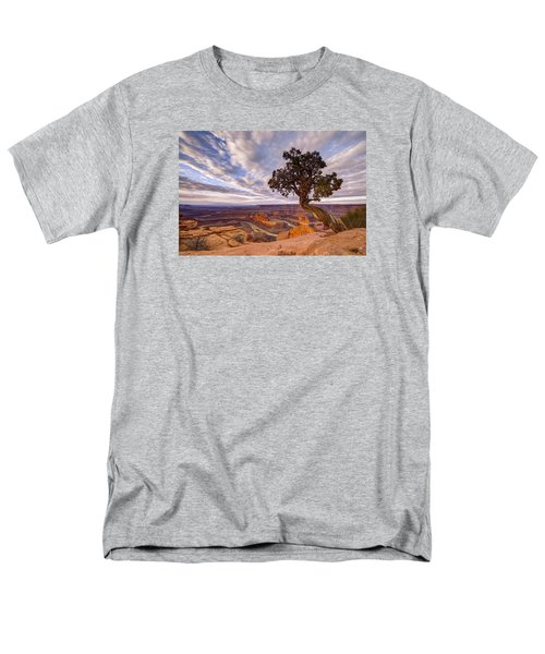 Dead Horse Point Sunrise Men's T-Shirt  (Regular Fit) by Dustin  LeFevre