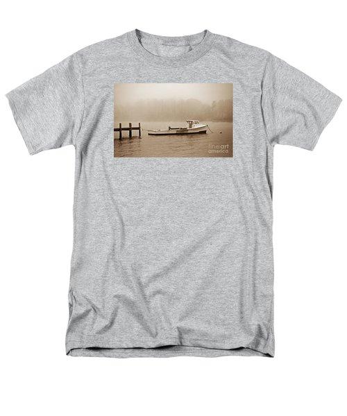 Deadrise Waiting Men's T-Shirt  (Regular Fit) by Skip Willits
