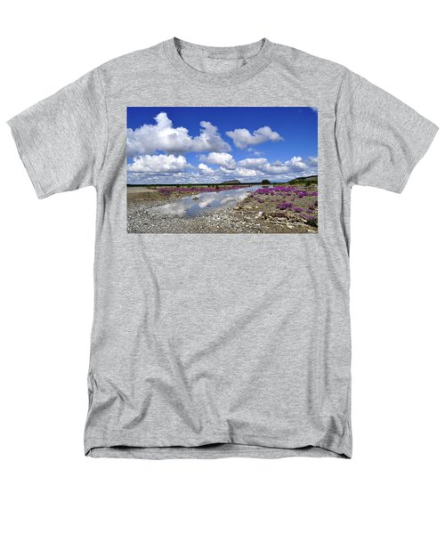 Men's T-Shirt  (Regular Fit) featuring the photograph Delta Junction Summer by Cathy Mahnke