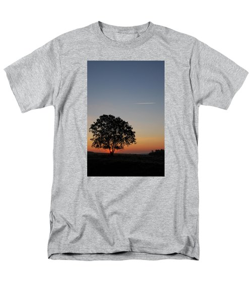 Men's T-Shirt  (Regular Fit) featuring the photograph Dorset Dawn by Wendy Wilton