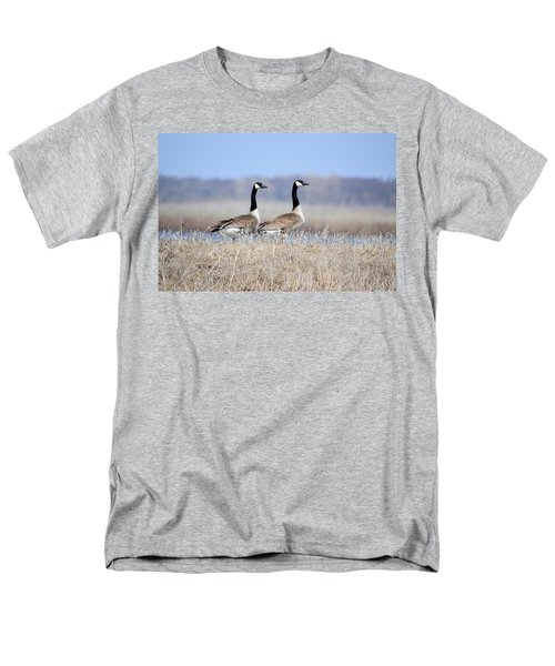 Double Vision Men's T-Shirt  (Regular Fit) by Bonfire Photography