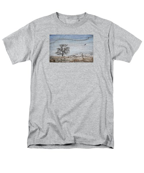 Drought Men's T-Shirt  (Regular Fit) by Alice Cahill