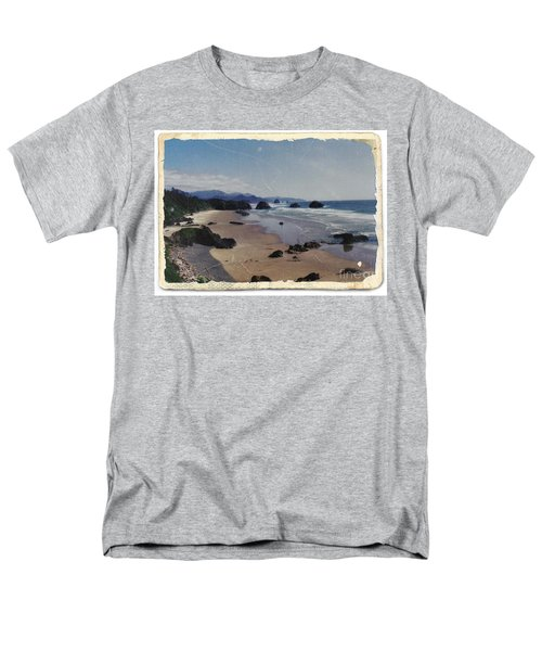 Ecola 1 Men's T-Shirt  (Regular Fit) by Chalet Roome-Rigdon