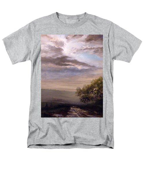 Endless Road Eternal Being Men's T-Shirt  (Regular Fit) by Mikhail Savchenko