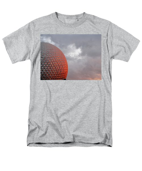 Men's T-Shirt  (Regular Fit) featuring the photograph Epcot by Greg Simmons