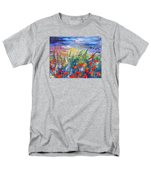 Evening Men's T-Shirt  (Regular Fit) by Teresa Wegrzyn