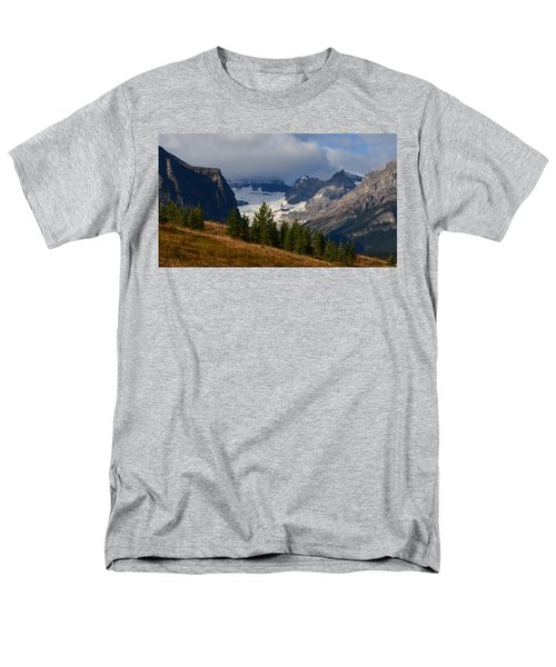 Fall In The Mountains Men's T-Shirt  (Regular Fit) by Cheryl Miller