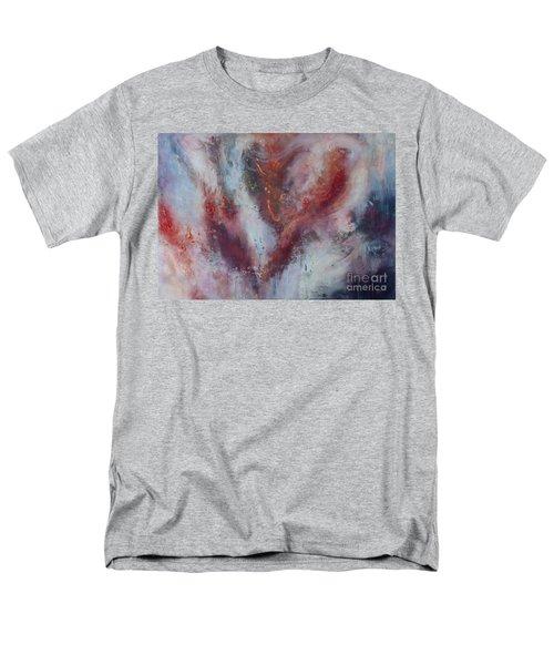 Feelings Of Love Men's T-Shirt  (Regular Fit) by Valerie Travers