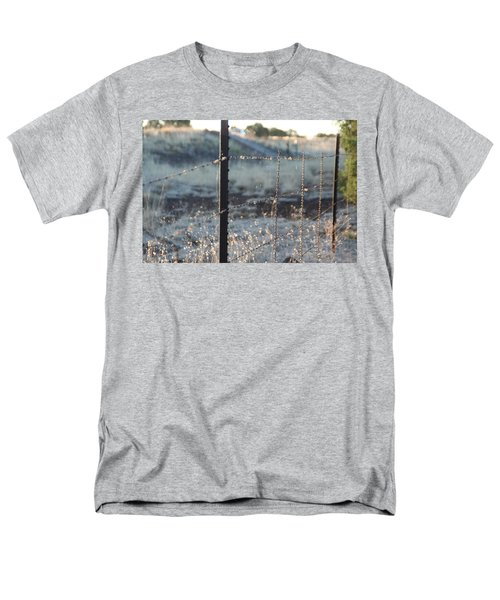 Fence Men's T-Shirt  (Regular Fit) by David S Reynolds