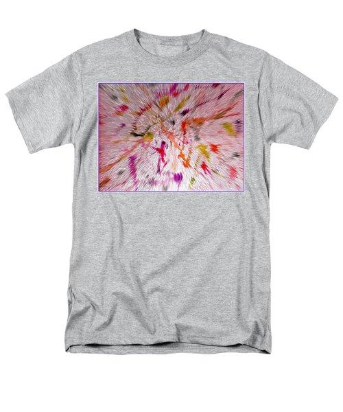 Festival Of Colours Men's T-Shirt  (Regular Fit) by Sonali Gangane