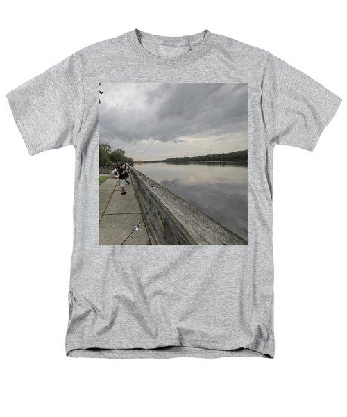 Fishing Men's T-Shirt  (Regular Fit) by Mustafa Abdullah