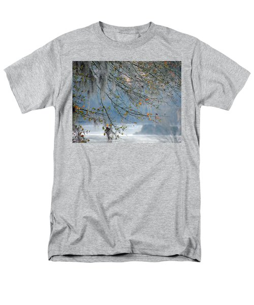Men's T-Shirt  (Regular Fit) featuring the photograph Flint River 29 by Kim Pate