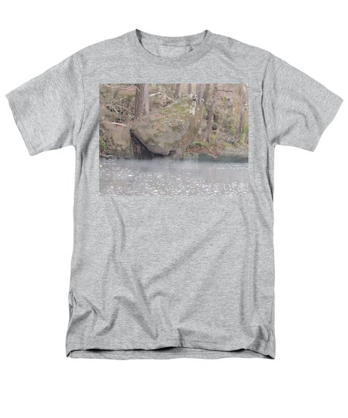 Men's T-Shirt  (Regular Fit) featuring the photograph Flint River 5 by Kim Pate