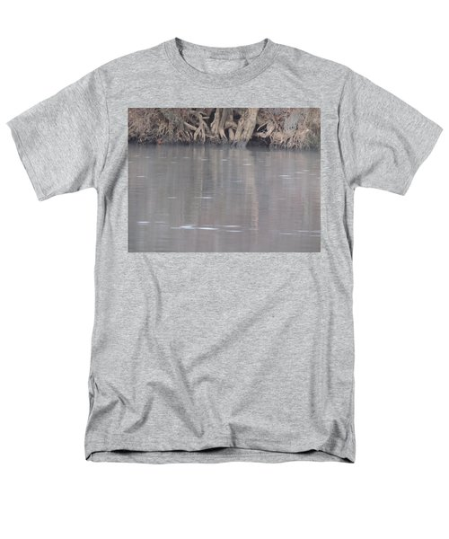 Men's T-Shirt  (Regular Fit) featuring the photograph Flint River 6 by Kim Pate