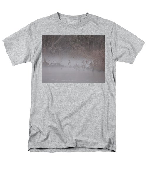 Men's T-Shirt  (Regular Fit) featuring the photograph Flint River 7 by Kim Pate