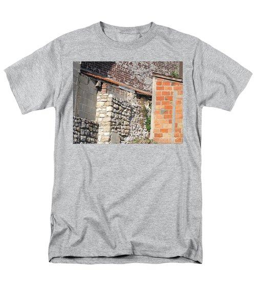 French Farm Wall Men's T-Shirt  (Regular Fit) by HEVi FineArt