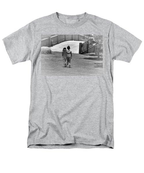Friends Men's T-Shirt  (Regular Fit) by Tara Potts