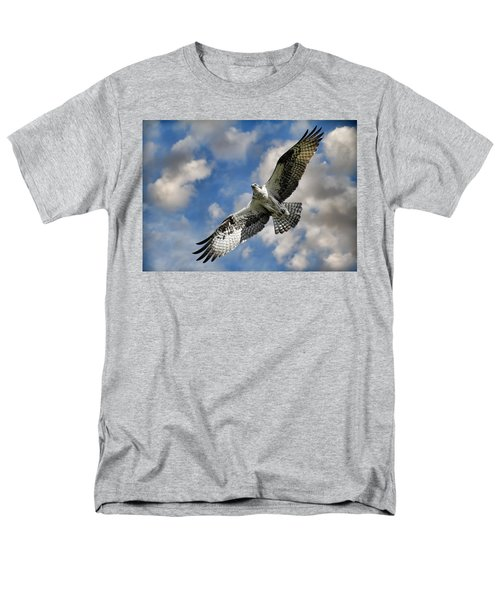 From The Clouds Men's T-Shirt  (Regular Fit) by Steve McKinzie