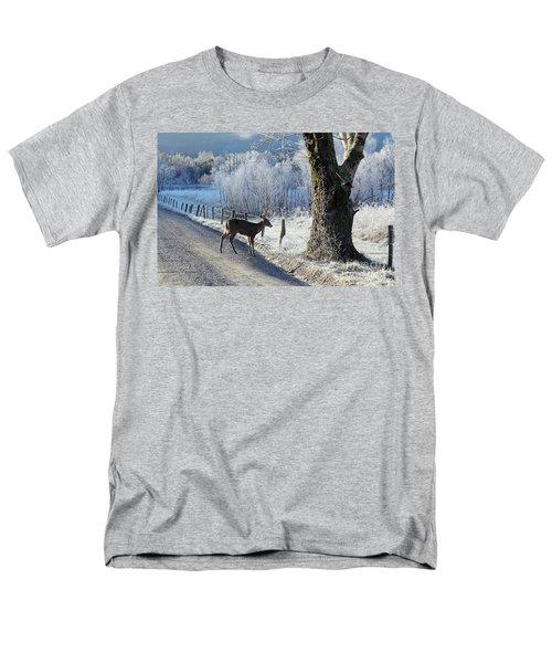 Frosty Cades Cove II Men's T-Shirt  (Regular Fit)
