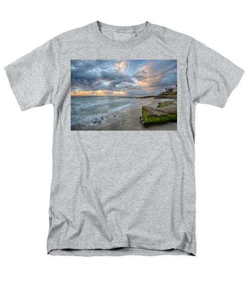 Gentle Sunset Men's T-Shirt  (Regular Fit) by Peter Tellone