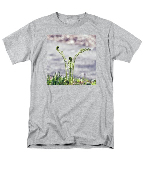 Men's T-Shirt  (Regular Fit) featuring the photograph Growing  by Kerri Farley