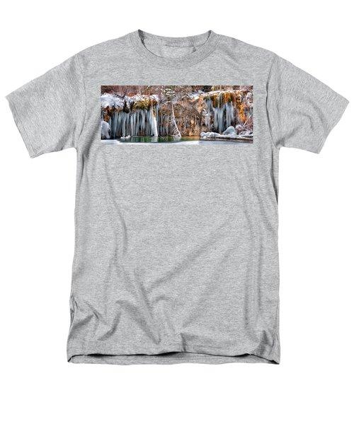 Hanging Lake Men's T-Shirt  (Regular Fit)