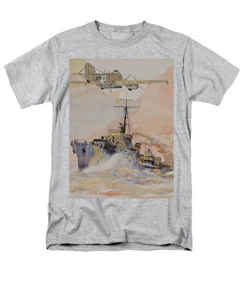 Hms Ashanti Men's T-Shirt  (Regular Fit) by Ray Agius