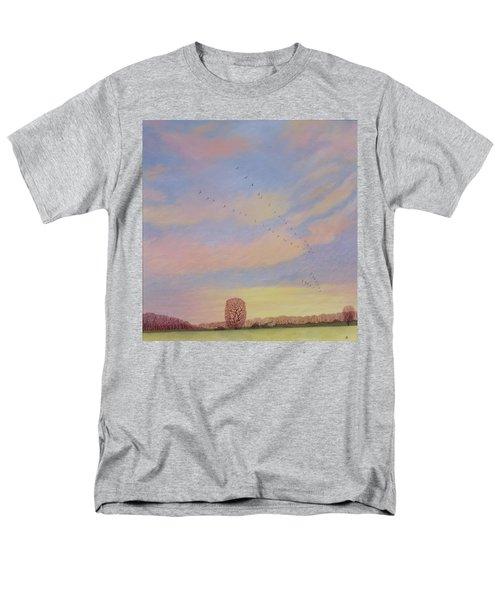 Homeward Men's T-Shirt  (Regular Fit) by Ann Brian