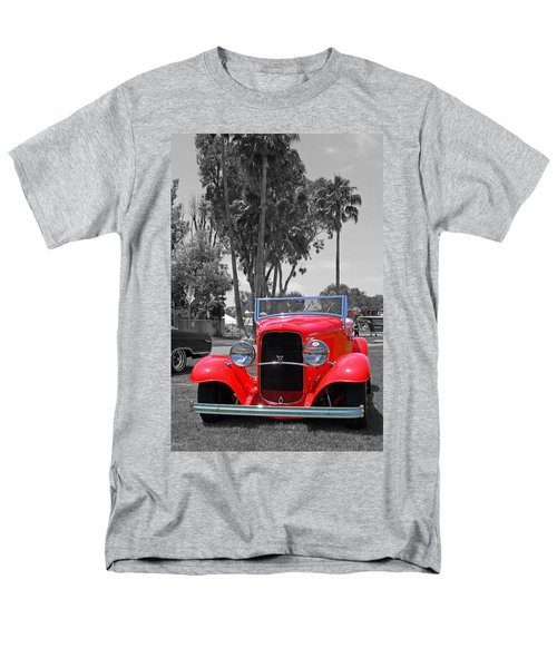 Men's T-Shirt  (Regular Fit) featuring the photograph Hot V8 by Shoal Hollingsworth