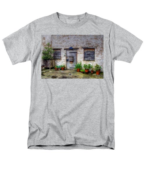 Men's T-Shirt  (Regular Fit) featuring the photograph I Miss Home by Doc Braham