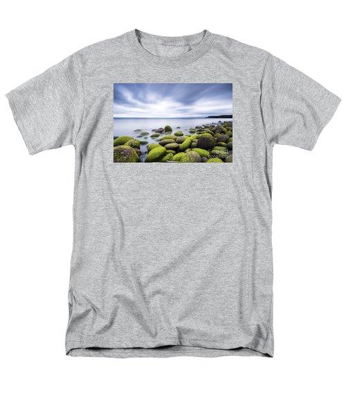 Iceland Tranquility 3 Men's T-Shirt  (Regular Fit) by Gunnar Orn Arnason