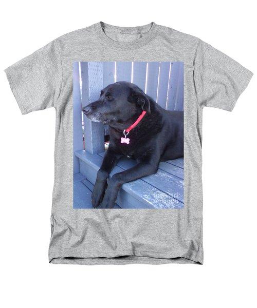 I'm Ignoring You Men's T-Shirt  (Regular Fit) by Barbara Griffin