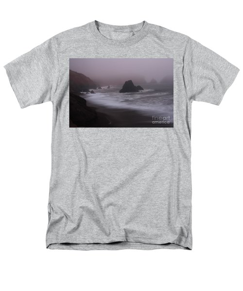 Men's T-Shirt  (Regular Fit) featuring the photograph In A Fog by Suzanne Luft